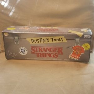 Stranger things DUSTIN'S TOOLS LIMITED EDITION NWT
